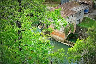 Balades à Carbonne Haute Garonne Moulin de Ferrery