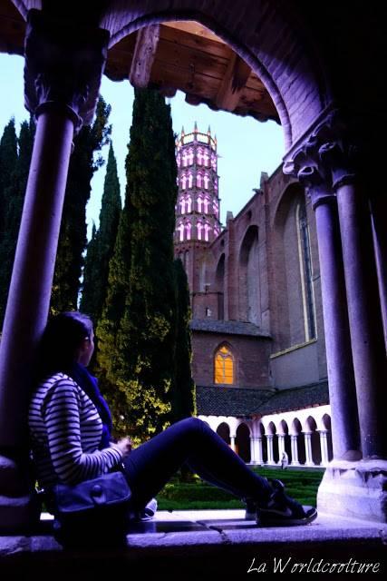 Couvent des Jacobins Toulouse visite tourisme