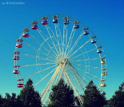 Grande roue La Rochelle
