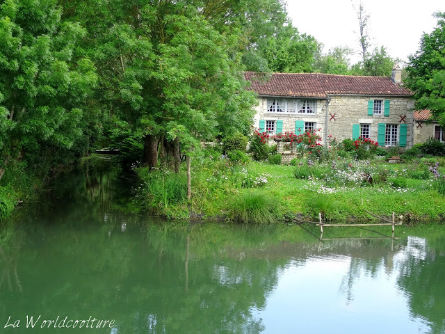 Coulon Marais Poitevin France