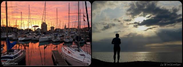 couchers de soleil La Rochelle Charente Maritime
