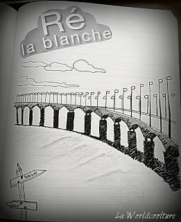 carnet de voyage pont île de ré