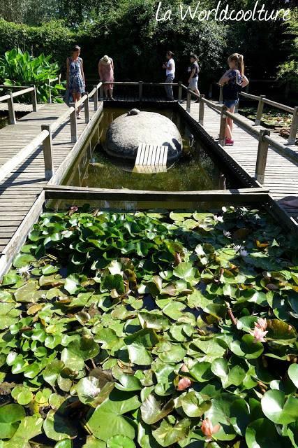 jardins des martels tarn france bassin aux tortues
