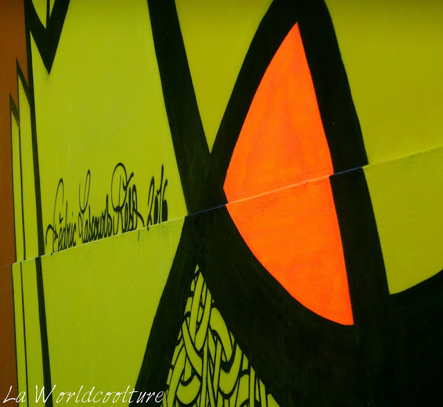 graffiti street art Toulouse Rose Beton Reso