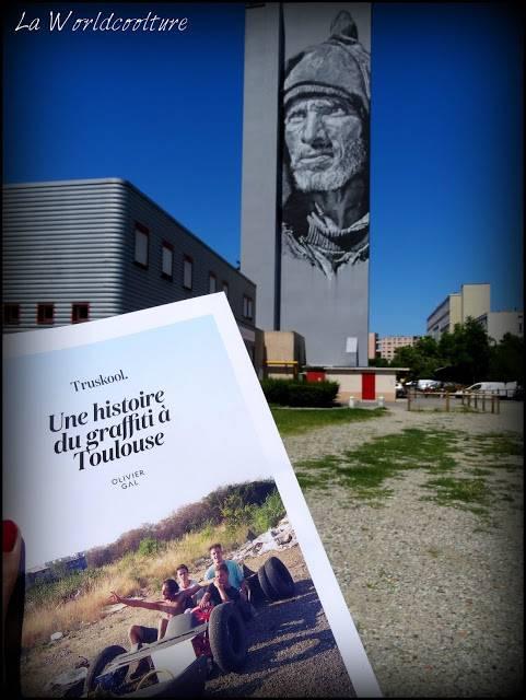 livre histoire du graffiti à Toulouse