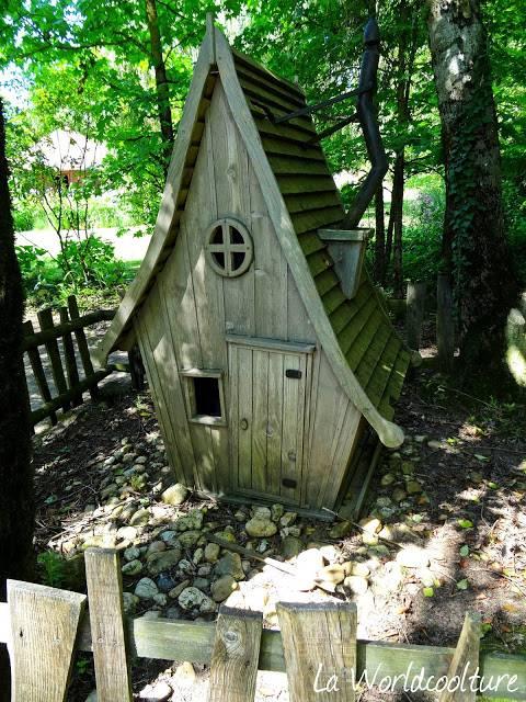 jardins des martels tarn france cabane d'alice