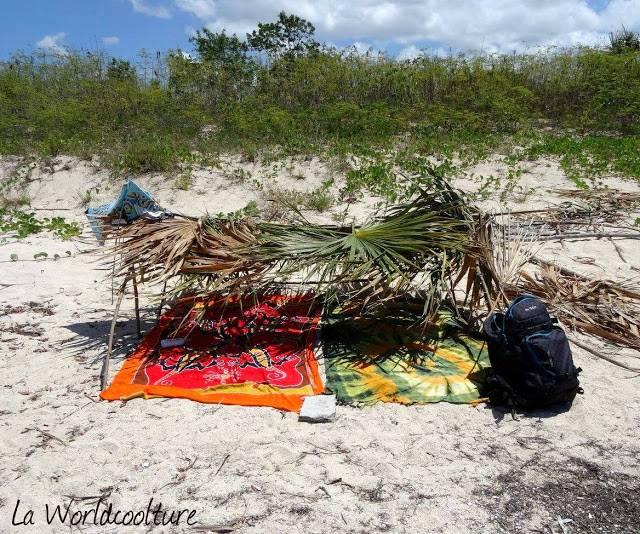 Pareo Playa Ancon Cuba