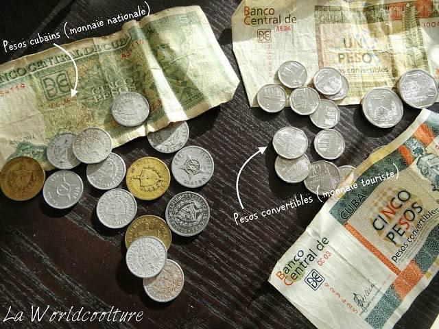 double système de monnaie à Cuba