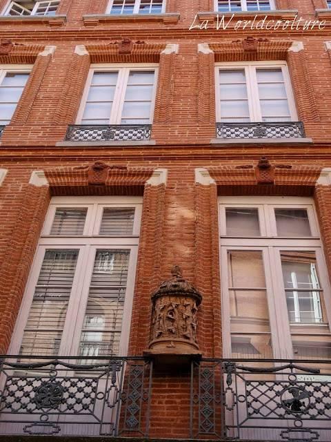 détail rue saint rome toulouse qui veut pister  la world coolture