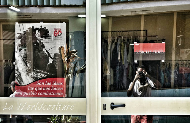 propagande communiste Santa Clara Cuba