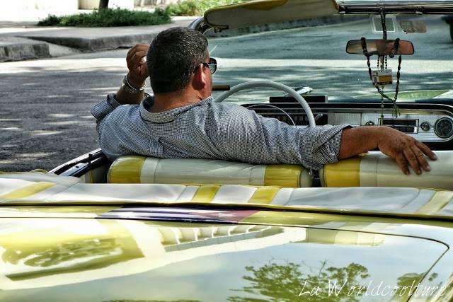 taxi La havane Cuba