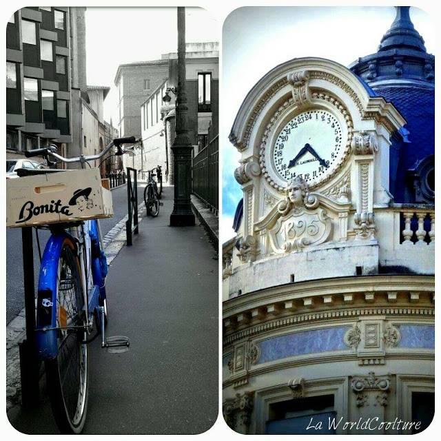 Rues de Toulouse France