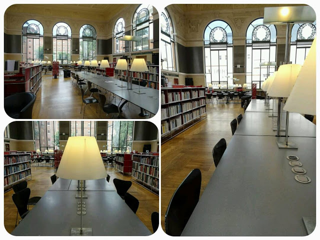 bibliothèque d'étude et du patrimoine Toulouse batiment art déco
