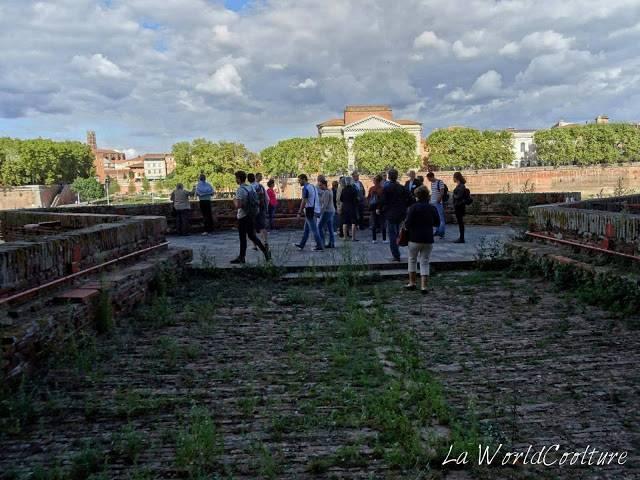 Dernier pilier pont Hôtel Dieu Saint Jacques Toulouse France