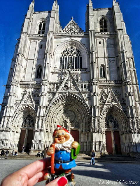 Cathédrale de Nantes Loire Atlantique France