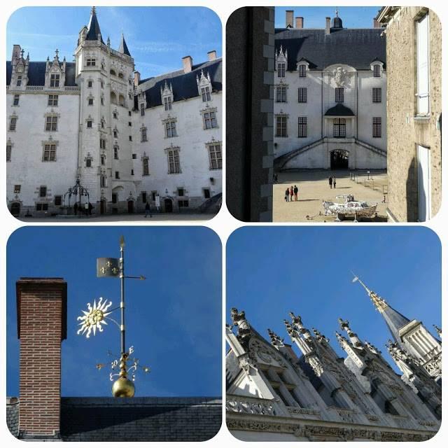 Château des ducs de Bretagne Nantes Loire Atlantique France