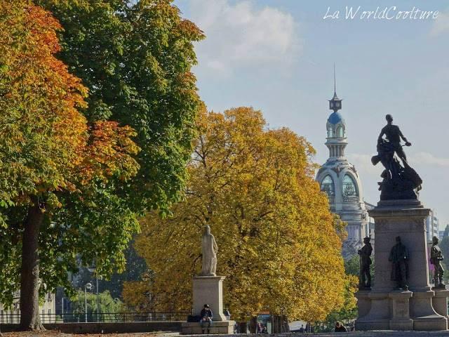 Automne Nantes Loire Atlantique France