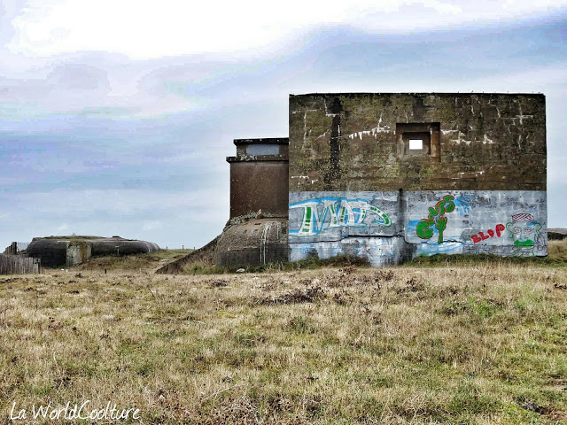 les bunkers de l'île de noirmoutier France