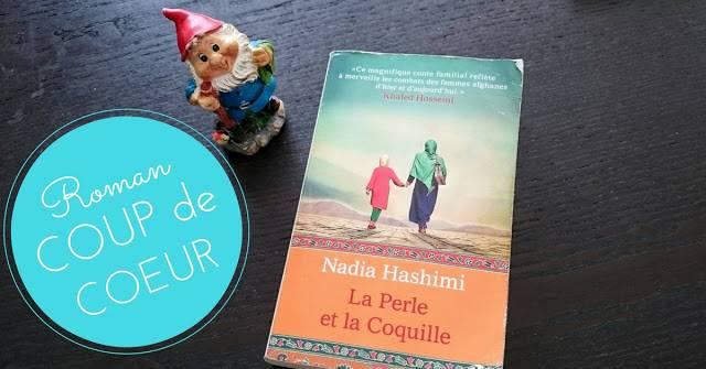 Chronique la perle et la coquille Nadia Hashimi