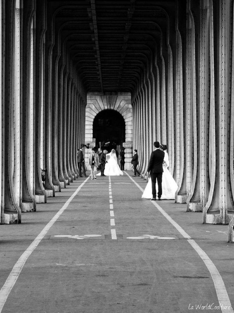 Pont de Grenelle Paris France