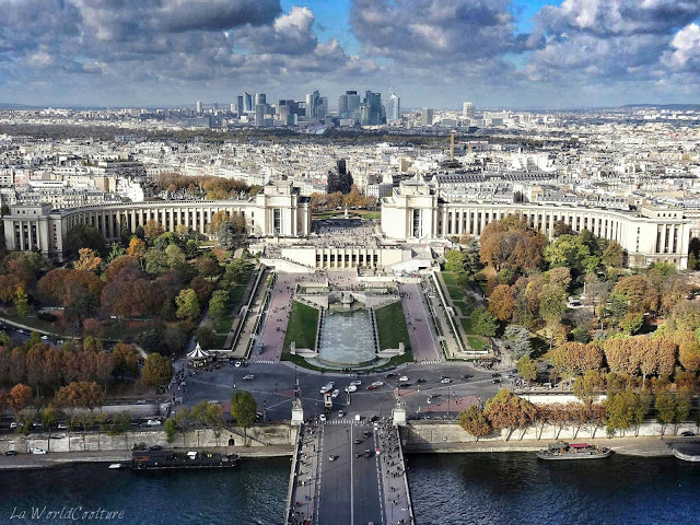 Trocadero Paris France