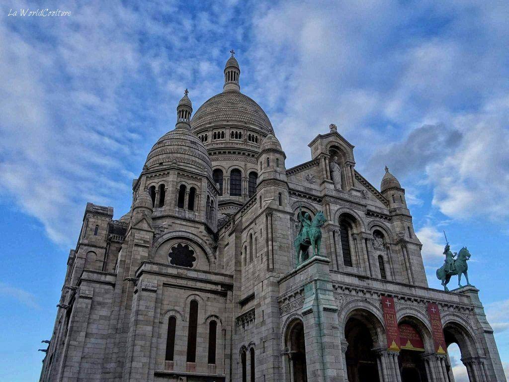 Sacré Coeur Paris France