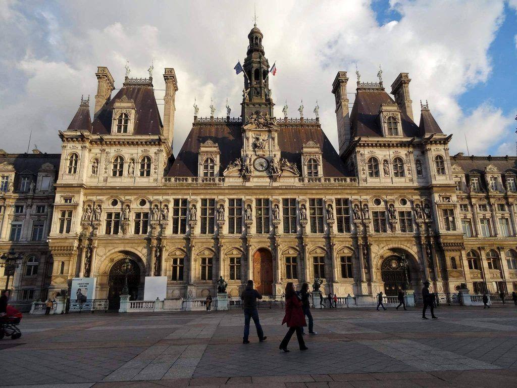Hôtel de ville Paris France