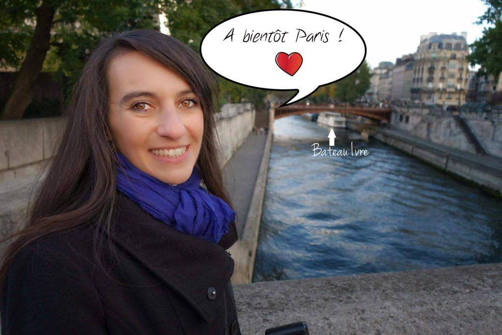 Ile de la Cité Paris France