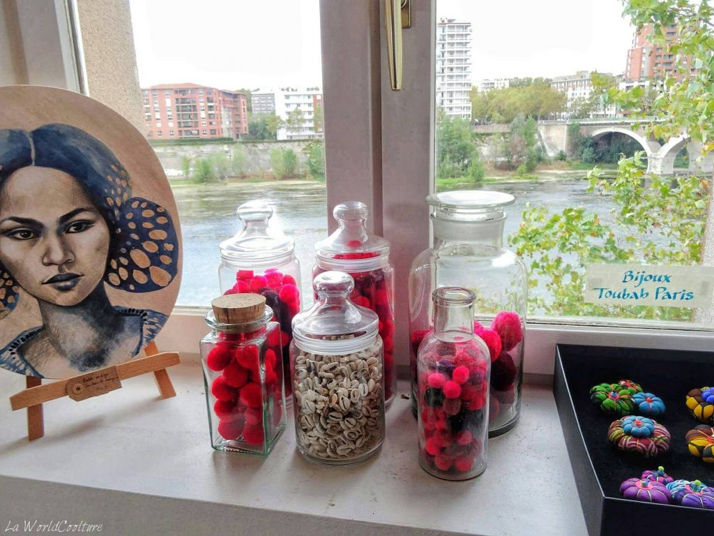 Stéphanie Ledoux portes ouvertes de son atelier à Toulouse