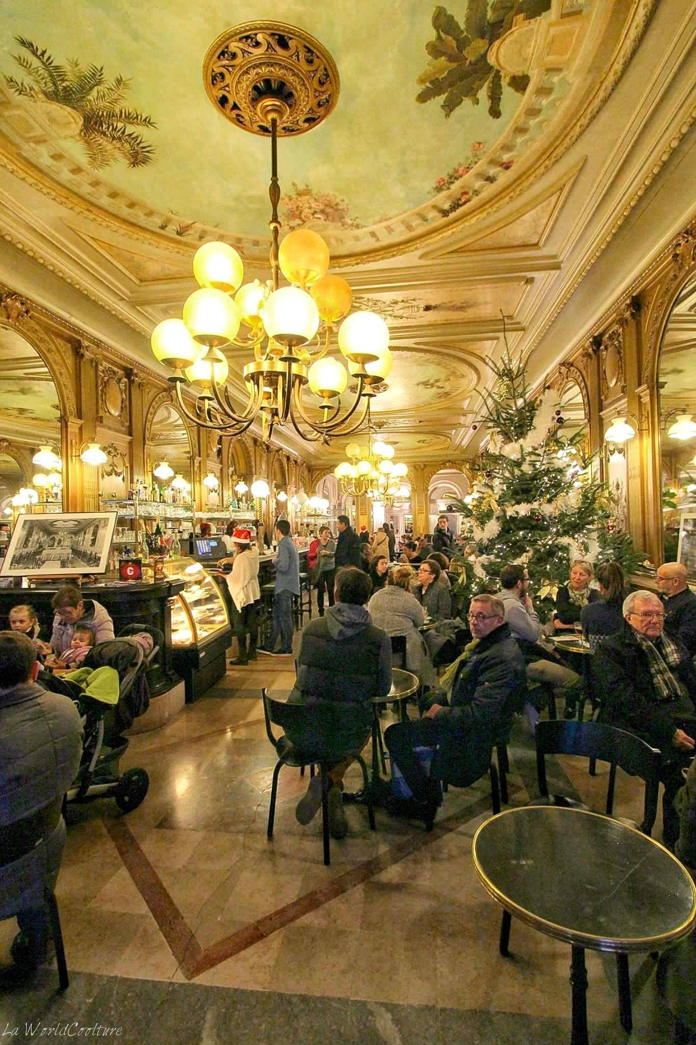 Café de la paix La Rochelle