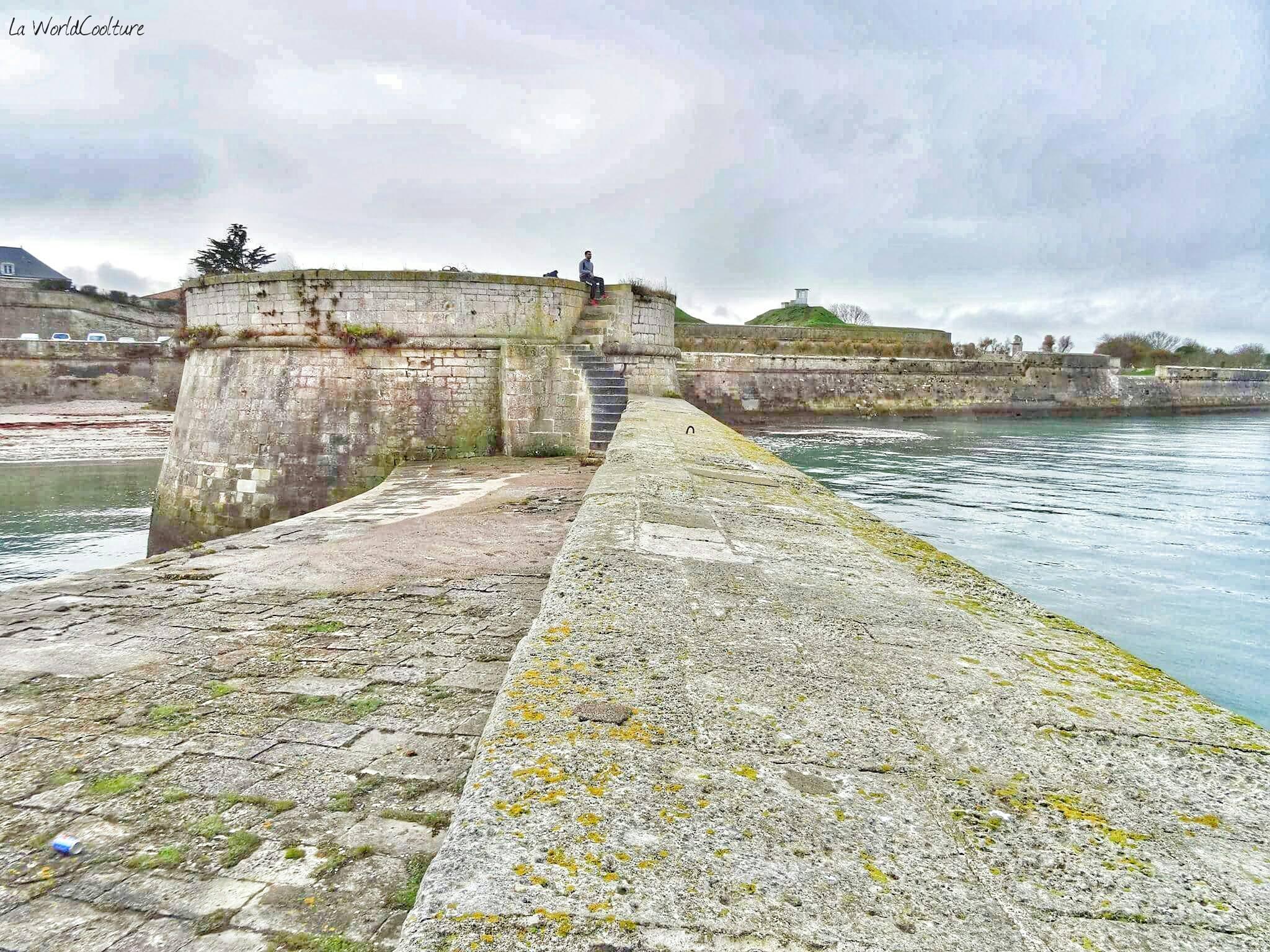 citadelle de saint martin de ré