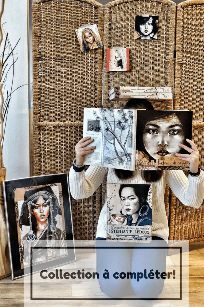 Stephanie Ledoux acheter ses oeuvres