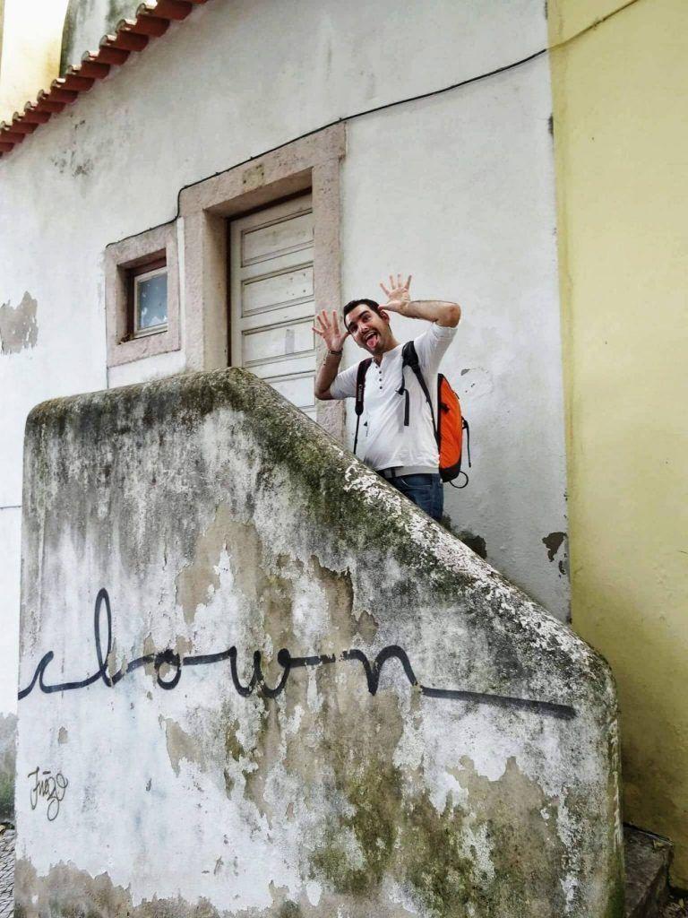 Lisbonne street-art