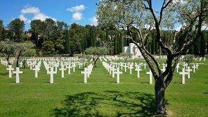 cimetière américain à Draguignan