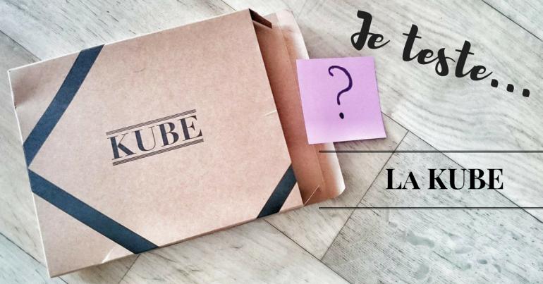 Test de la Kube box littéraire