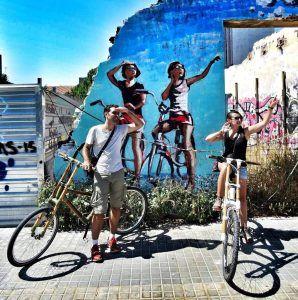 partenariat street-art Barcelona