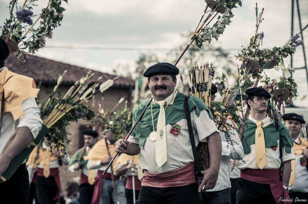 Rieux Volvestre Haute Garonne archers Papogay