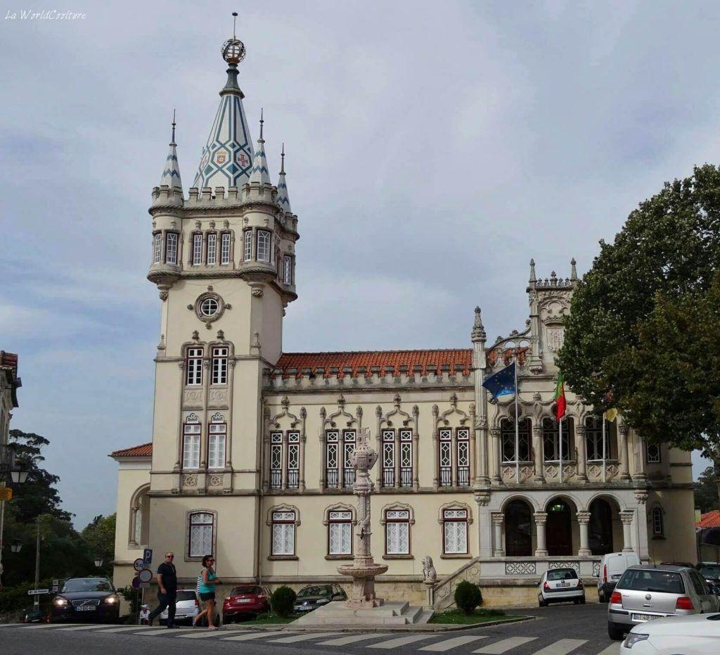 arrivée-Sintra-Portugal