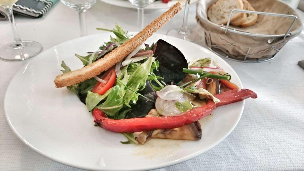 entrée-restaurant-pêché-gourmand-muret
