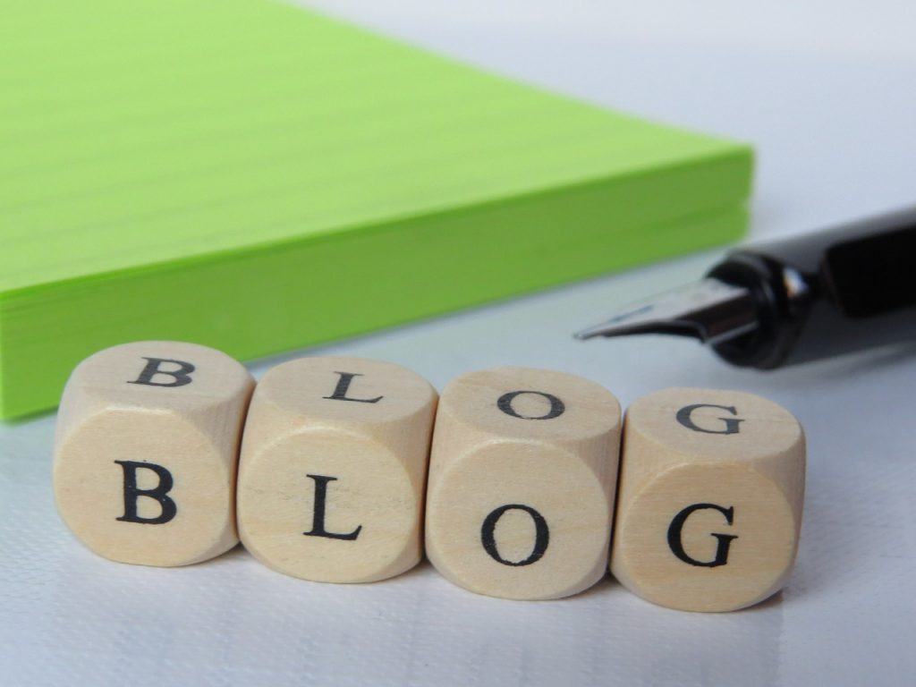 C'est quoi être blogueuse ?