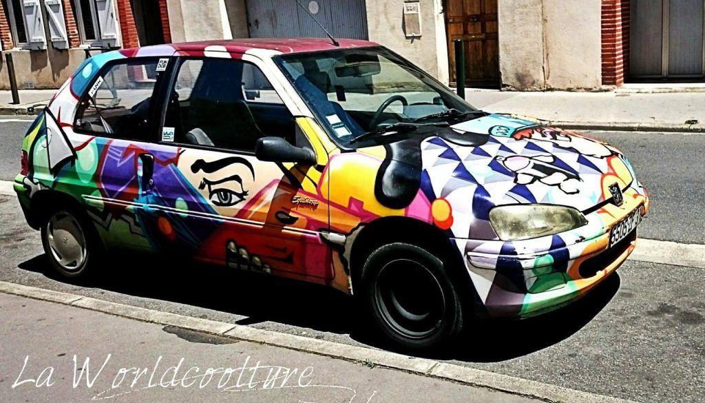 street-art-voiture-Toulouse