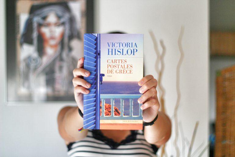 chronique-cartes-postales-grèce-victoria-hislop
