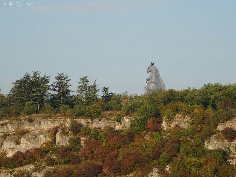 Montgolfiades de Rocamadour week-end insolite dans le Lot