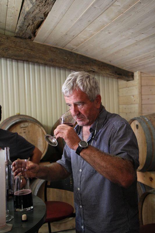 Oenotourisme en Haute Garonne atelier dégustation vin au château Plaisance