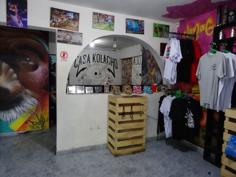 boutique-casa-kolacho-hip-hop-Medellin