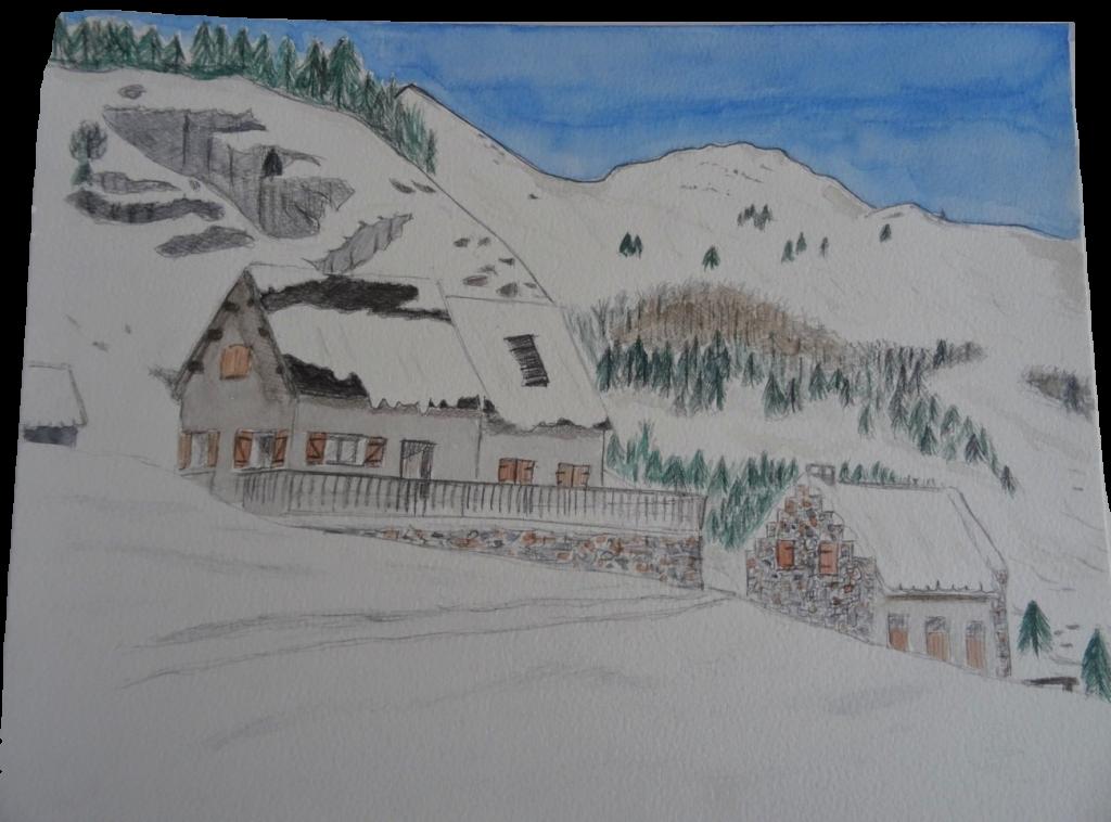 randonnée-au-refuge-larreix-Mourtis-Pyrénées
