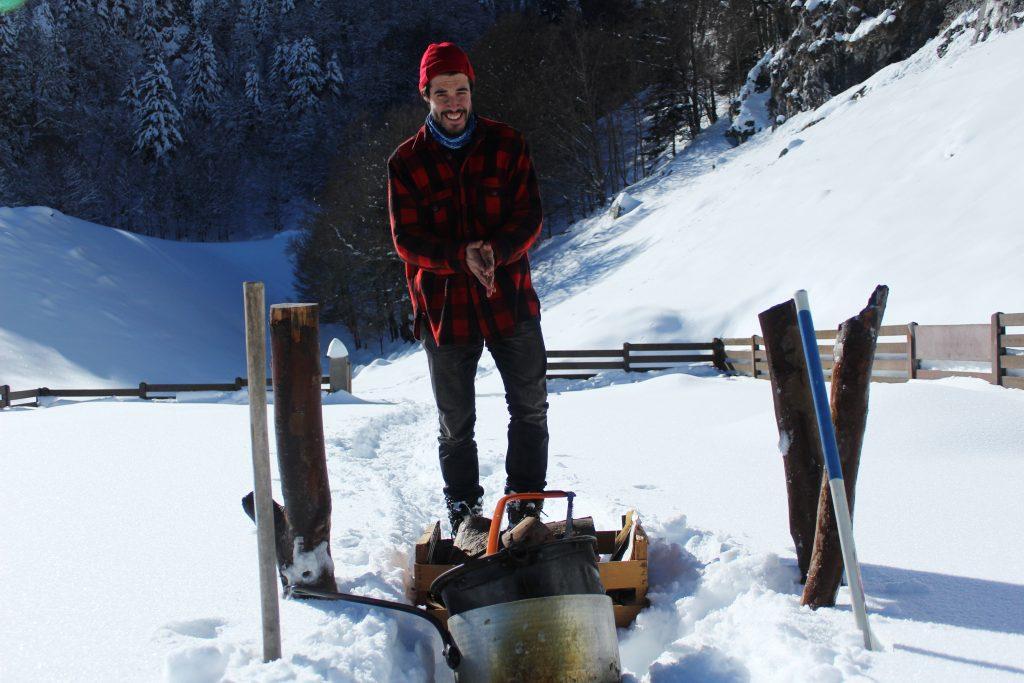 expérience-trappeur-café-neige-larreix-mourtis