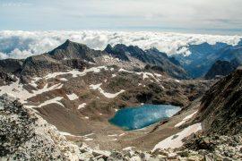 randonnee-sommet- Pic-de-Perdiguère-Pyrénées