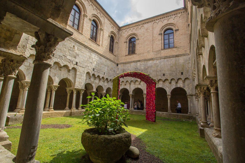 incontournable-Gérone-cloitre-monastère-Sant-Pere-Galligants