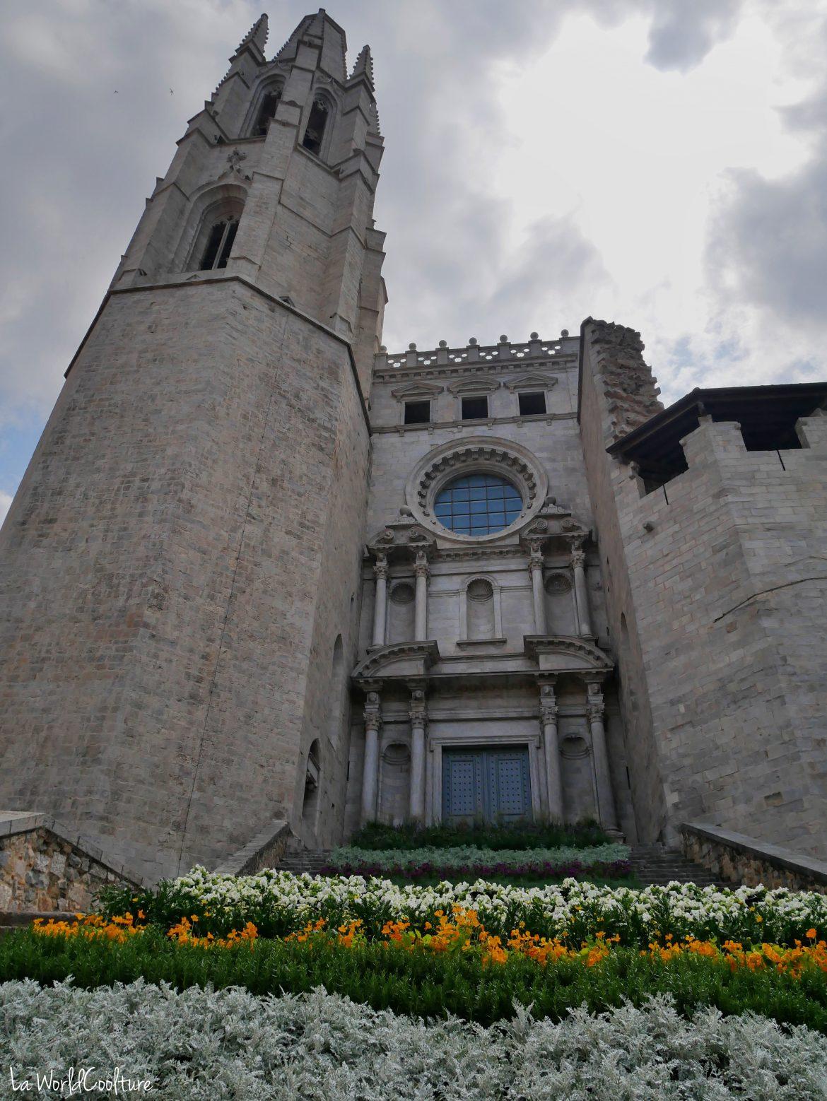 basilique-sant-feliu-Gérone-tourisme
